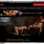 Bound Gods Website Password