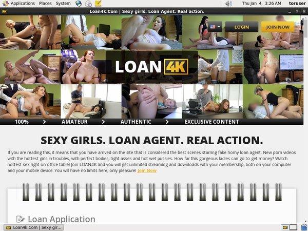 Discount Loan4k.com Code