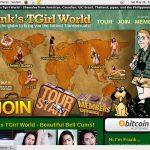 Franks T-Girl World Accounta
