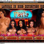 Fuckfiesta.com Home Page