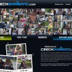 Limited Czech Sharking Promo