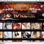 Liveasianwebcams 密码