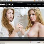 Mormon Girls Join Again
