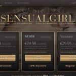 Sensual Girl Account List