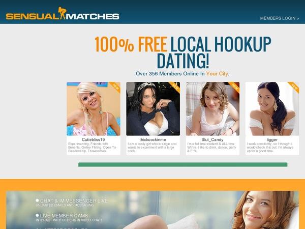Sensual Matches Pass Word