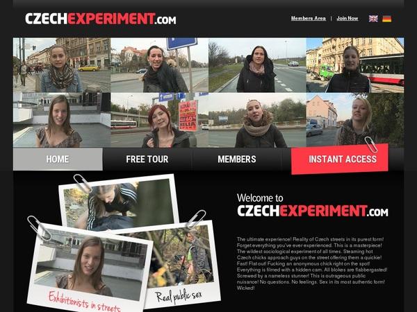 Czechexperiment GXBill