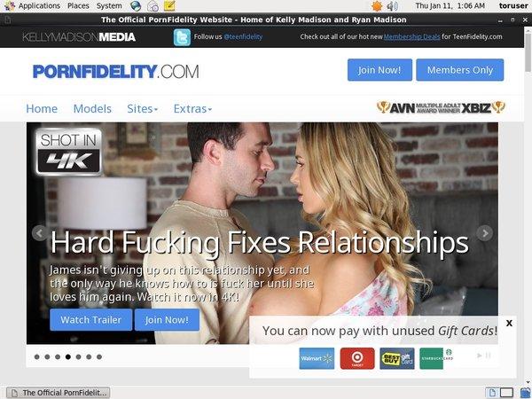 Logins For Pornfidelity Free