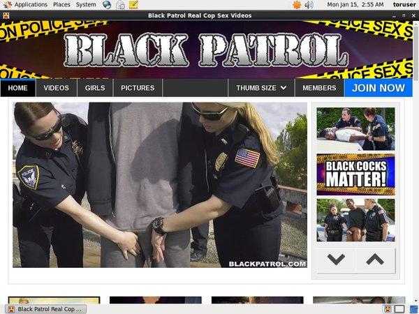 Blackpatrol