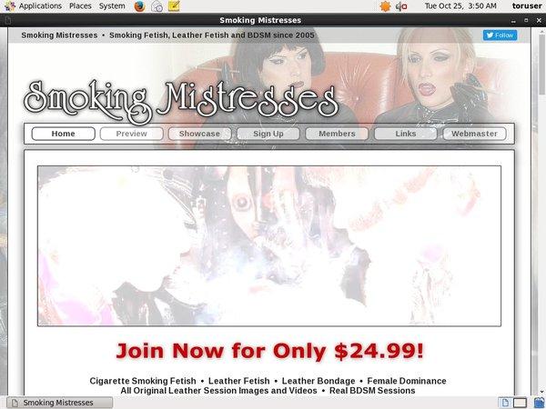 Smokingmistresses.com Best Payporn