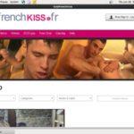 Trial Membership For Gay French Kiss