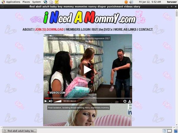 Videos Ineedamommy.com