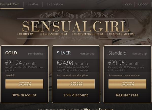 Get Sensualgirl.com Membership Discount