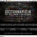 Eric Deman Premium Logins