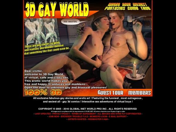 Videos De 3dgayworld