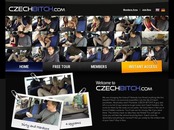 Bitch Czech Promo Code