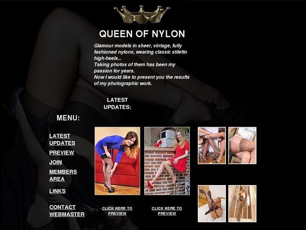 Queenofnylon.com Mit Sofort